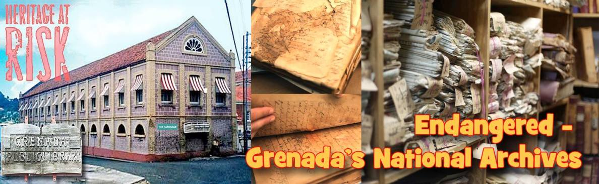Grenada's Endangered Archives